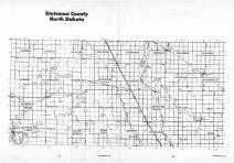 Index Map, Stutsman County 1987